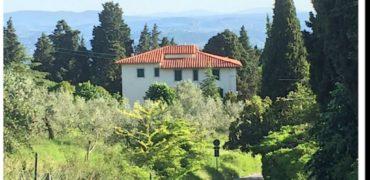 Villa o terratetto FIESOLE