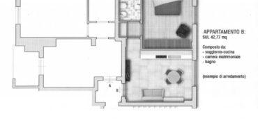 Bilocale Q5 – Statuto / Rifredi / Careggi / Novoli